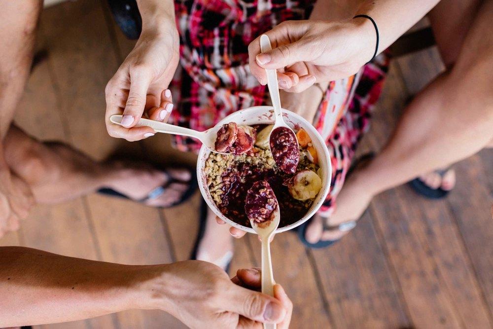 Hawaii acai bowls - this creative pursuit