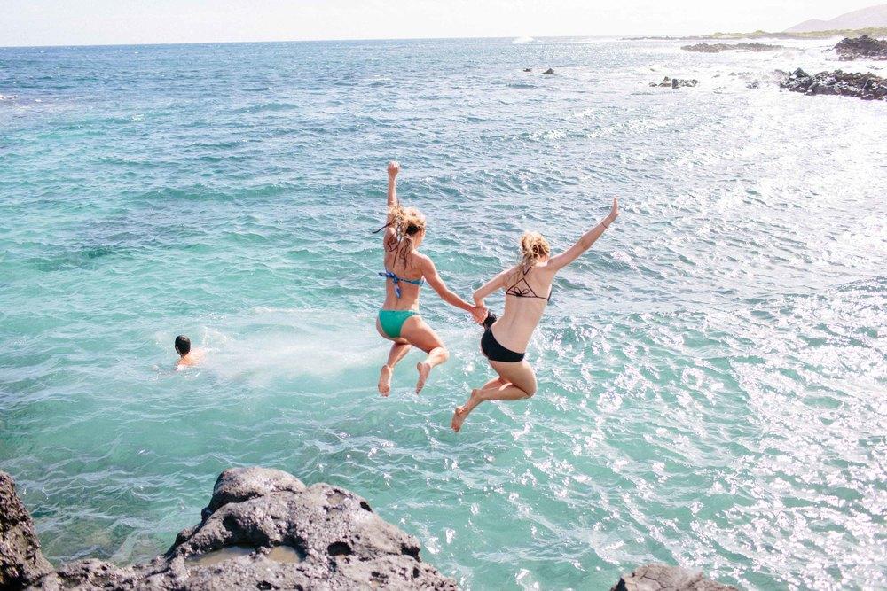 Hawaii beach day - this creative pursuit