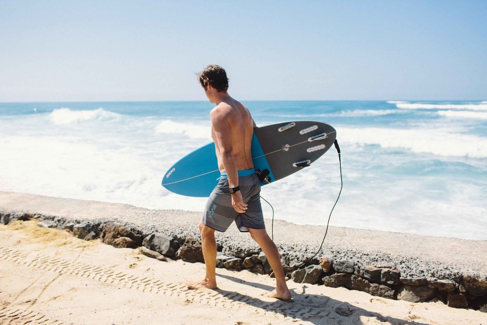 Surf in Hawaii - this creative pursuit