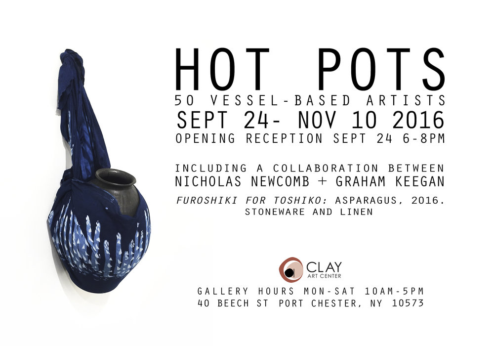 Hot Pots Exhibition