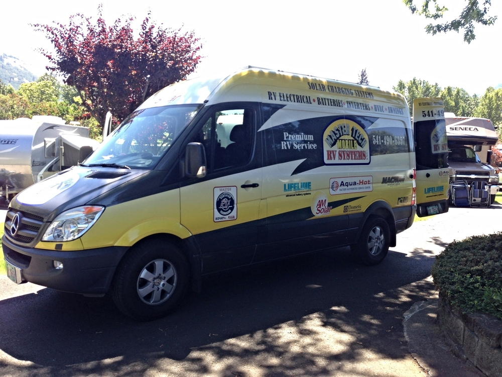 Master Tech Mobile RV Systems out of White Salmon, WA