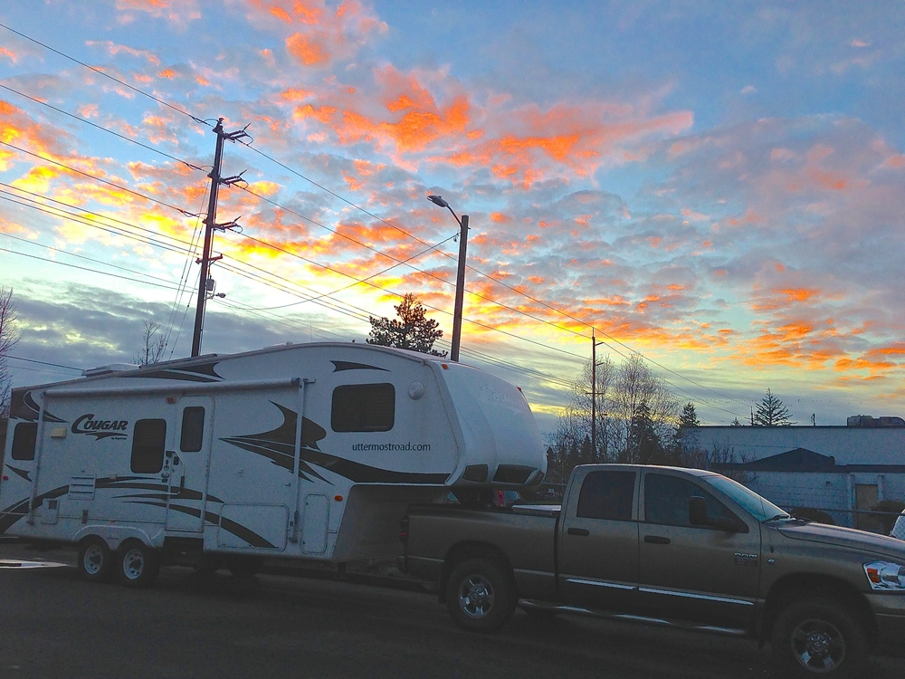 Keizer, Oregon (Dec 22, 2014)
