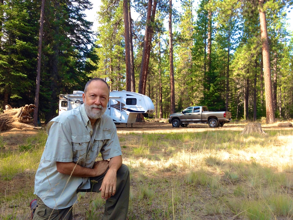 East of Jack Creek CG in central Oregon (August 18-22)
