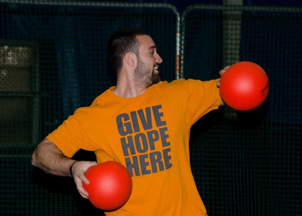 Daniel Reitman at Hope For Hope Dodgeball Fundraiser.jpg