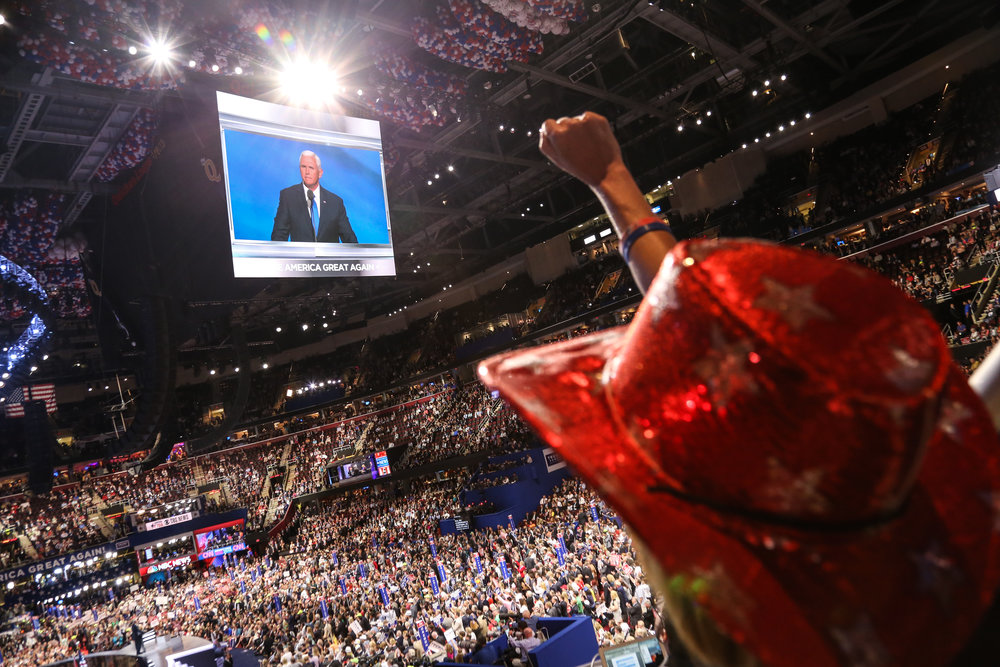REPUBLICAN NATIONAL CONVENTION -
