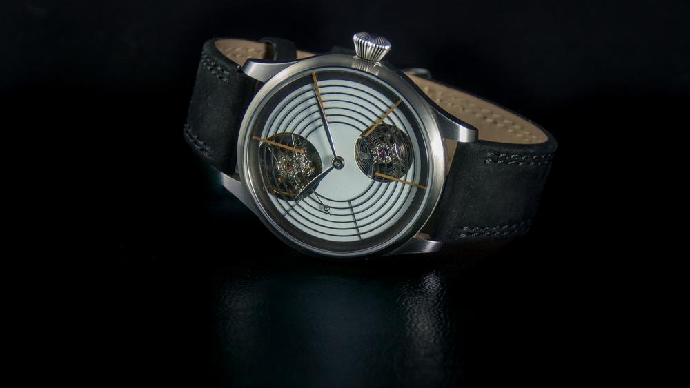 eoniq custom watch - musician's watch