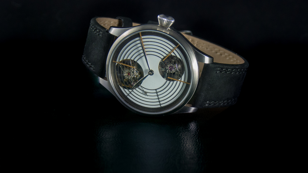 eoniq custom watch - musician's watch