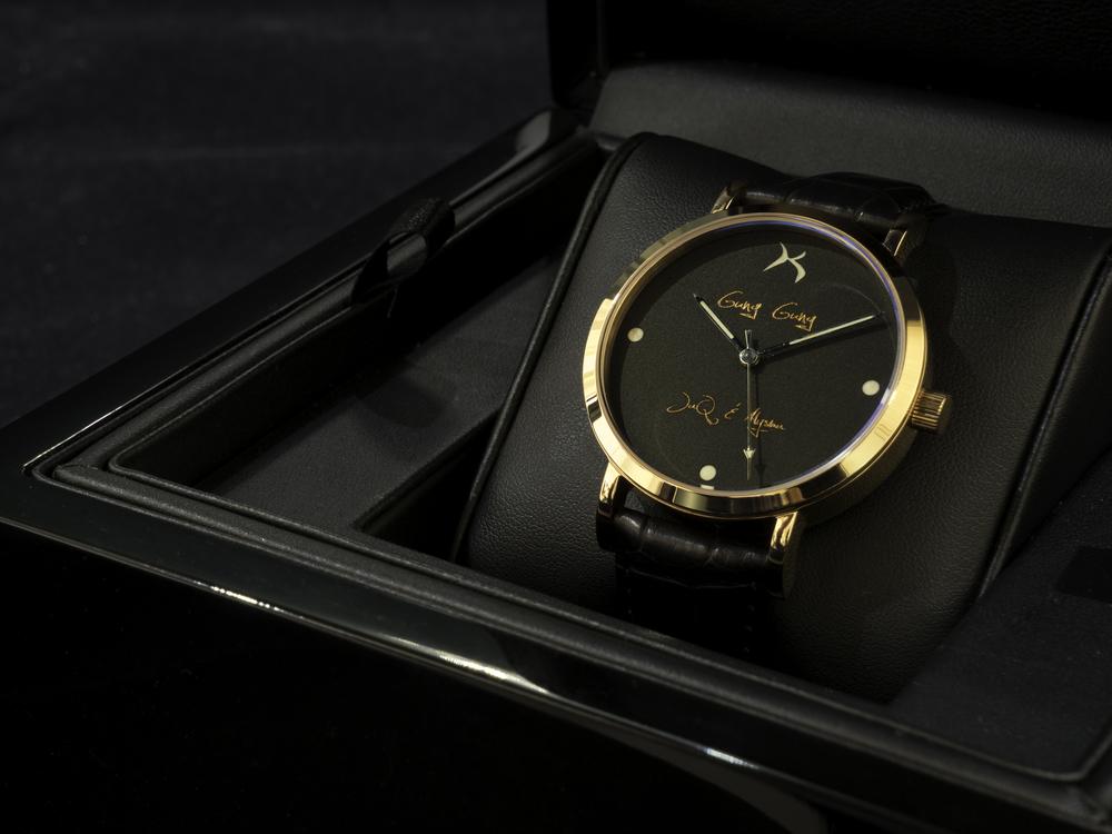 eoniq custom gift watch