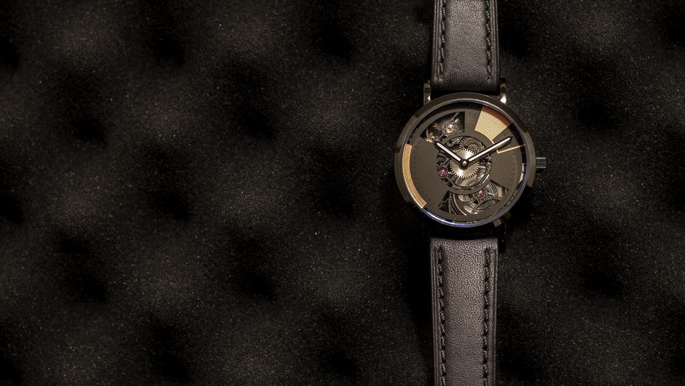 Ivan Chang eoniq custom watch