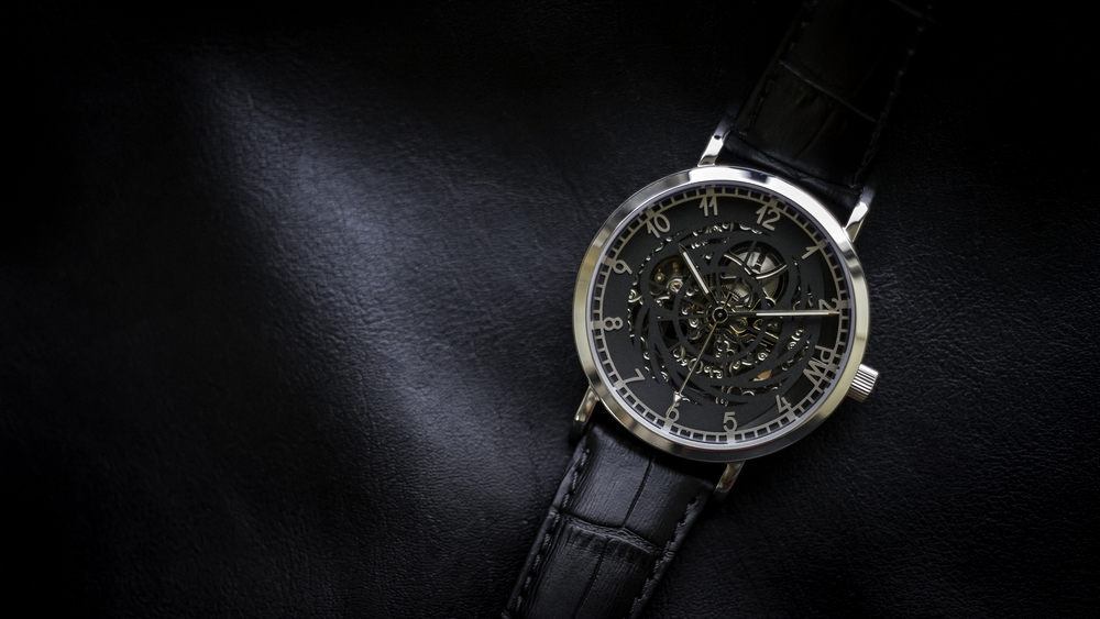 Patrick W eoniq custom watch