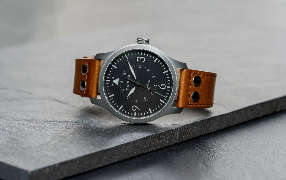 Navigator 飛行員機械腕錶 NT$ 14,750 (已包稅)