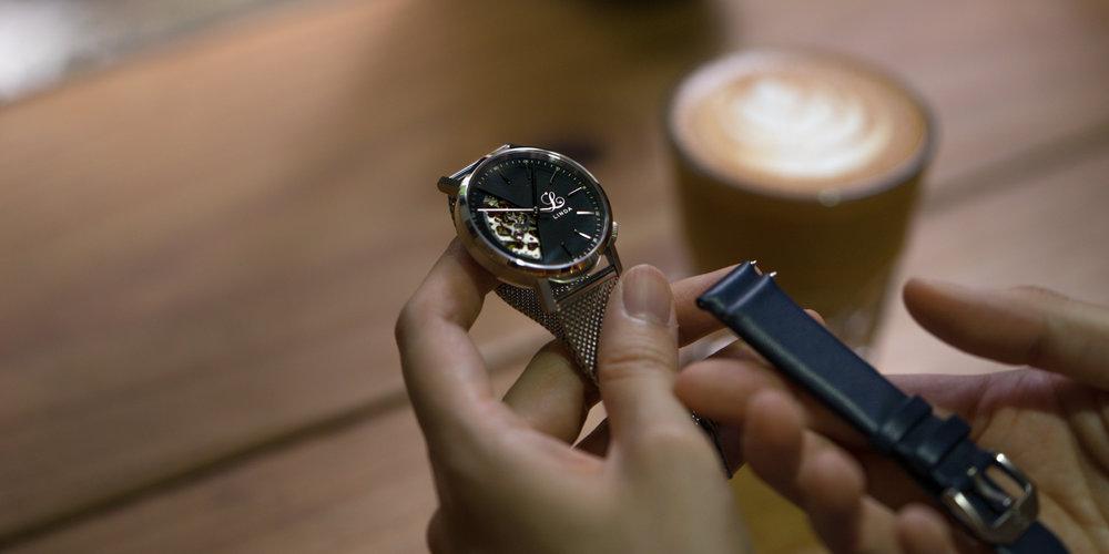 機械錶工作坊