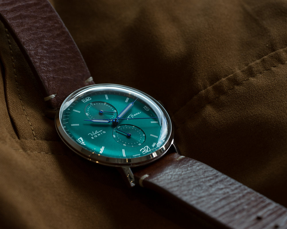 2019年全新腕錶系列 Valais - HK$1,880