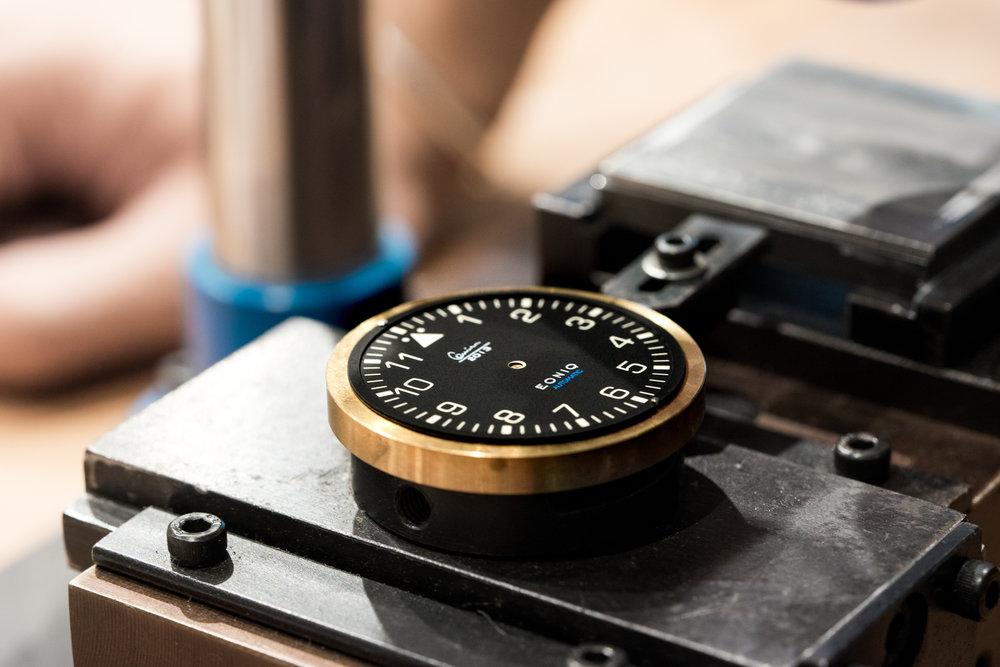 Pad Printed Dial Workshop