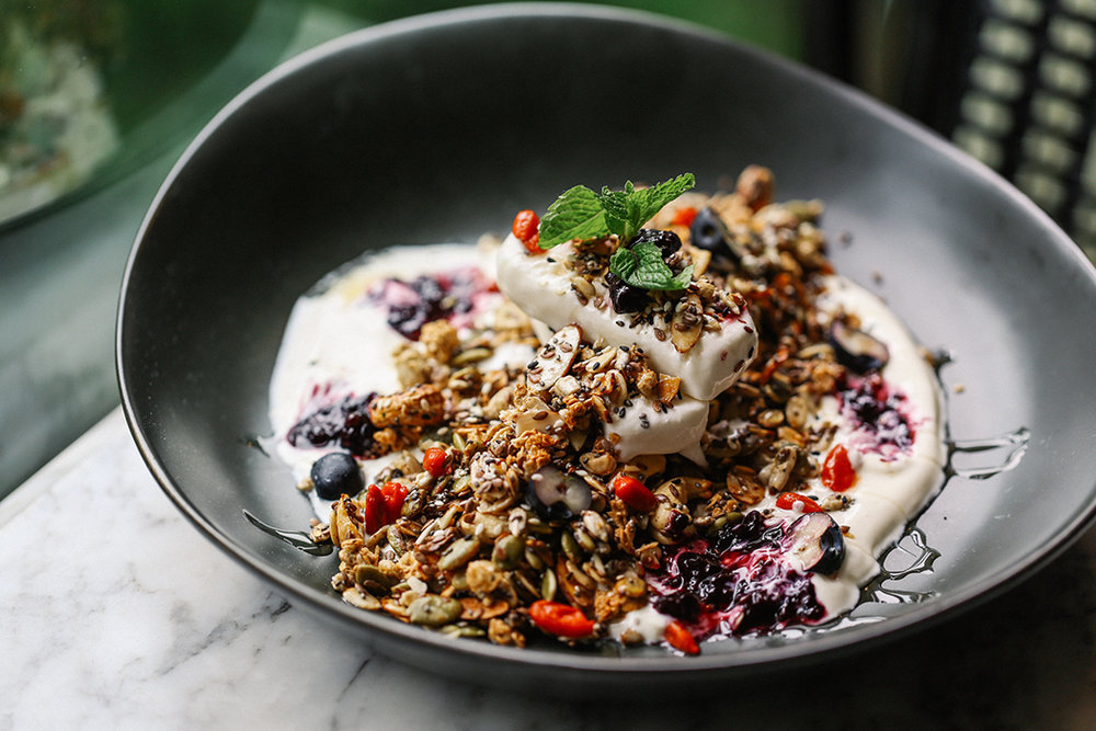 Superseed Granola
