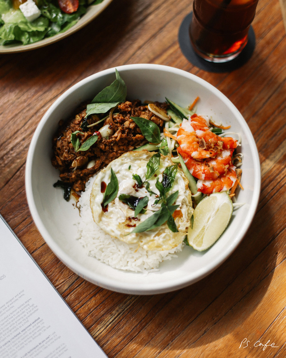 PS Thai Brunch Bowl