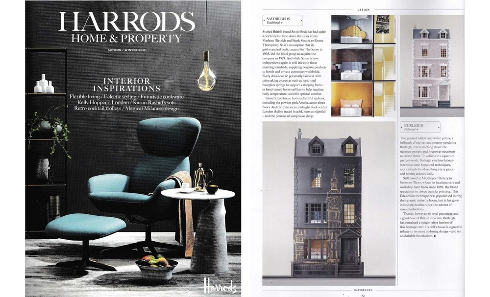 Harrods Home&Property(UK)