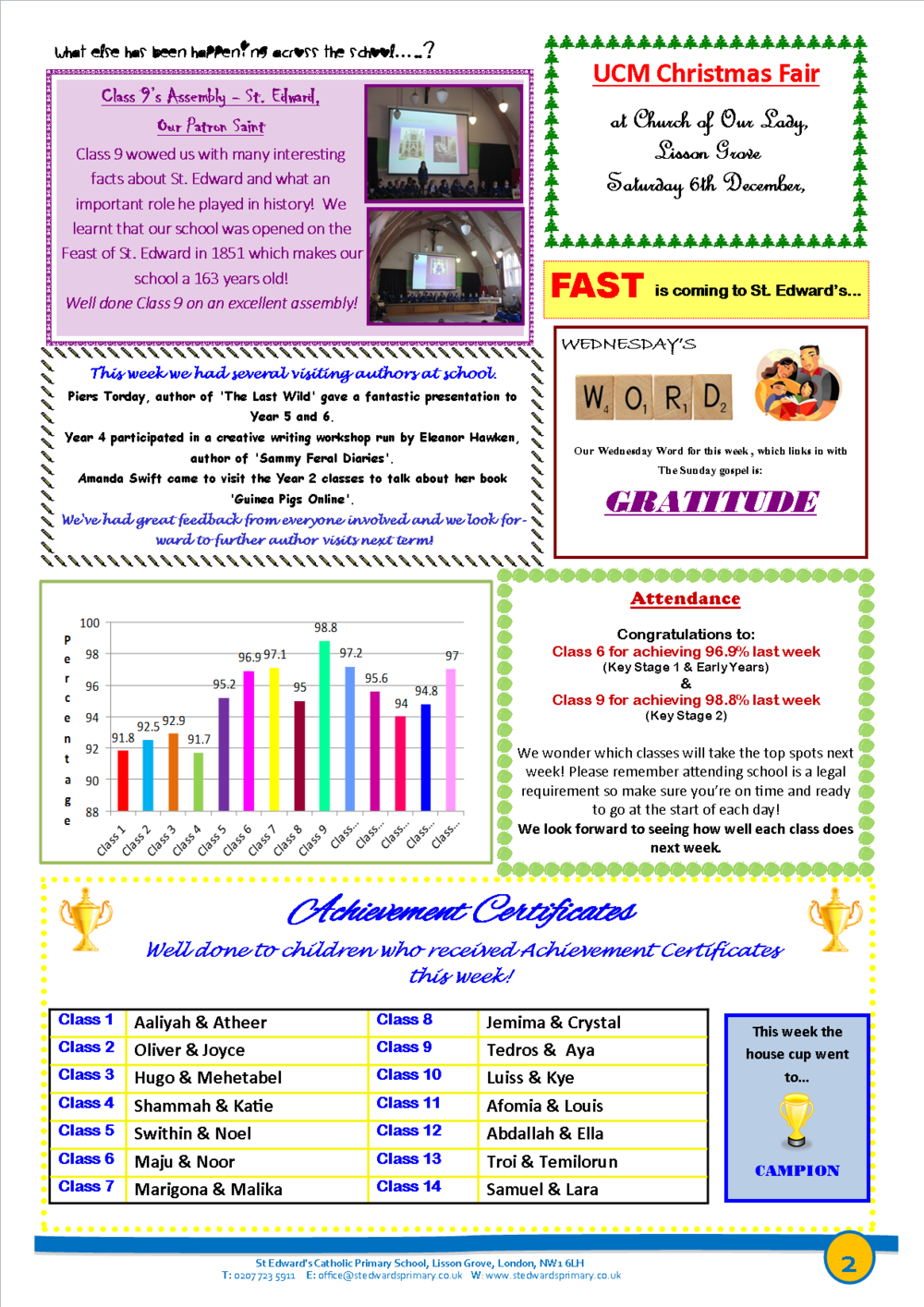 St Edward's Newsletter Issue 6 17 October 2014 1.png