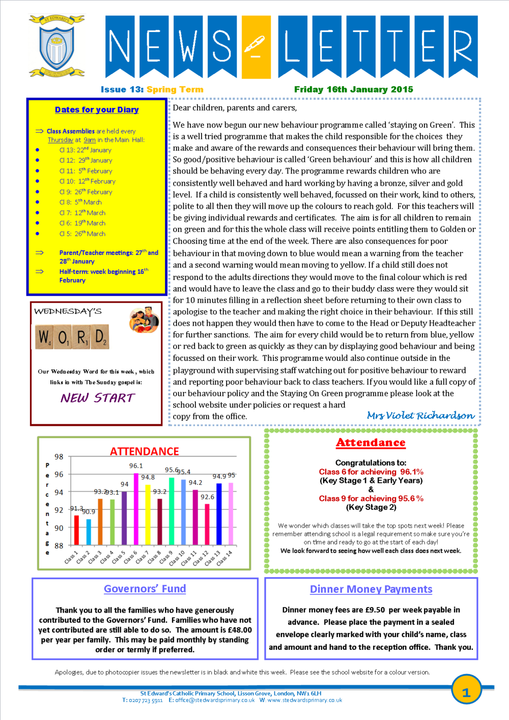 1St Edward's Newsletter Issue 15 16th January 2015.png
