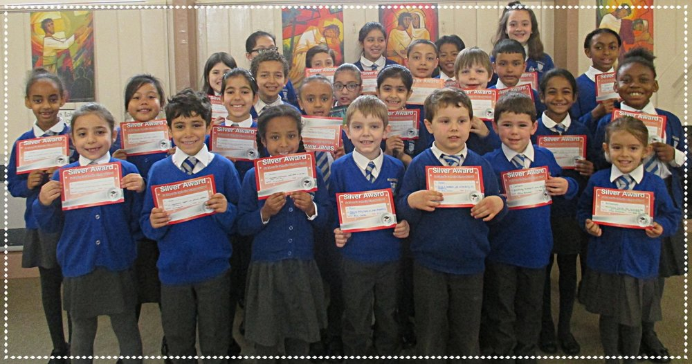 Congratulations to all the children who received achievement certificates at this morning's assembly!