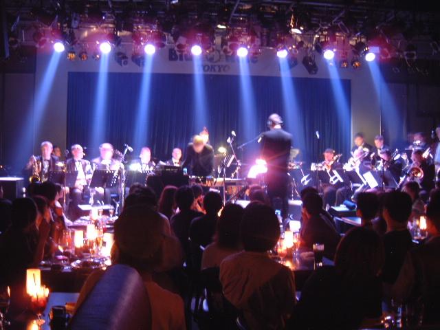 Matthew Herbert Big Band ,  Blue Note, Tokyo , 2000