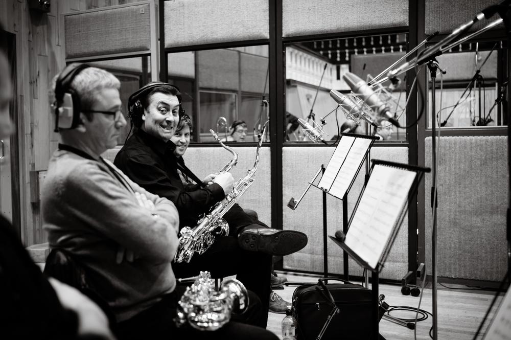 Jamie Talbot, Dave Bishop, Ben Castle, Angel Studios 2015