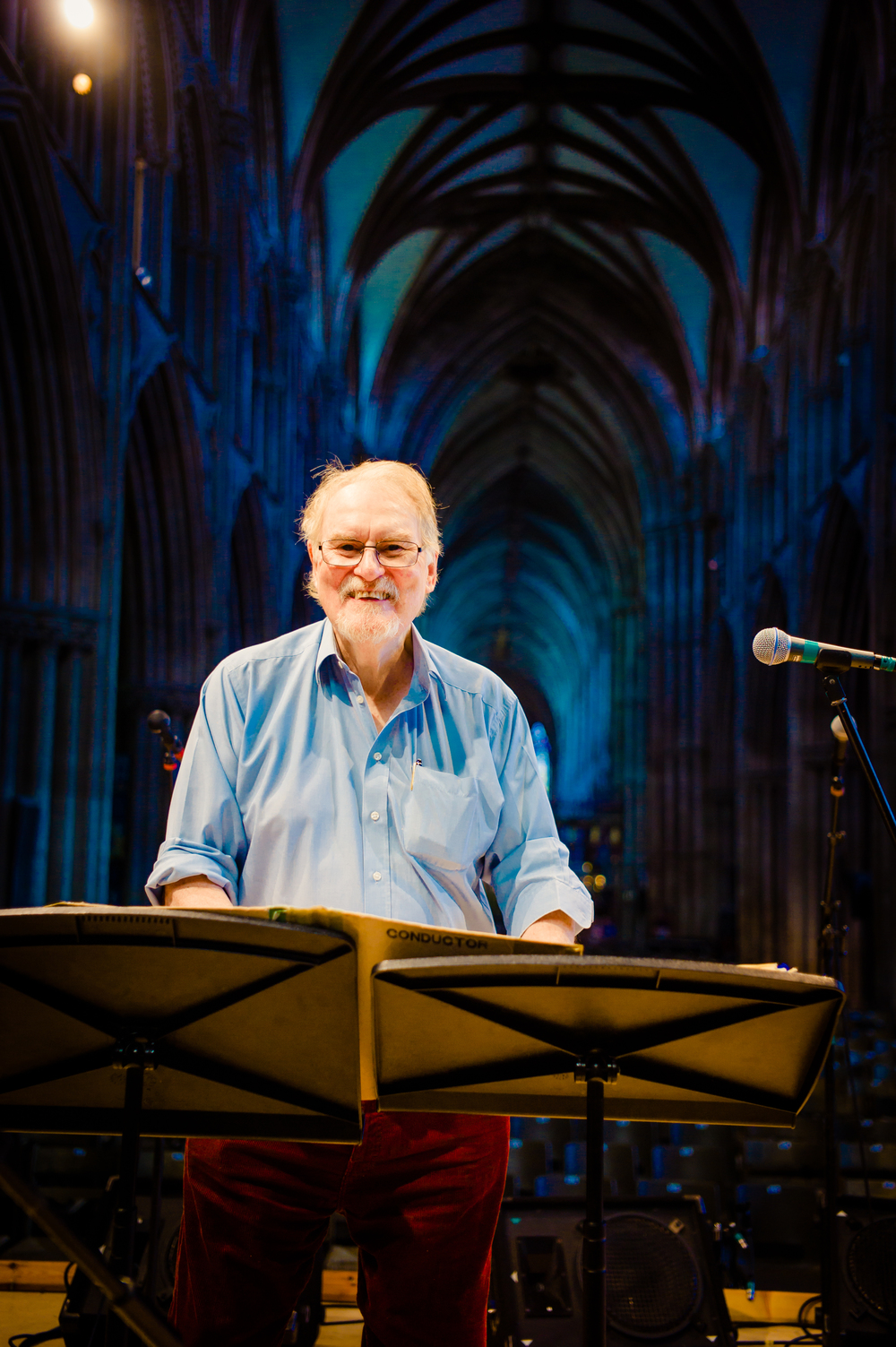 Barry Forgie, Lichfield Cathedral, July 2015