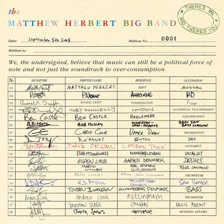 Matthew Herbert Big Band