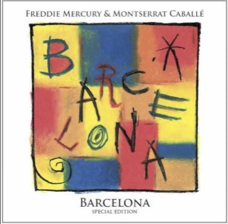 Freddie Mercury/Montserrat Caballé
