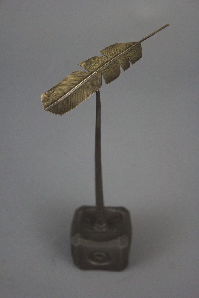 2013 repair days auction item - mild steel, brass