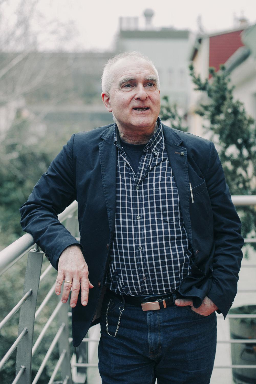 Péter Dezsényi metacommunication, senior trainer