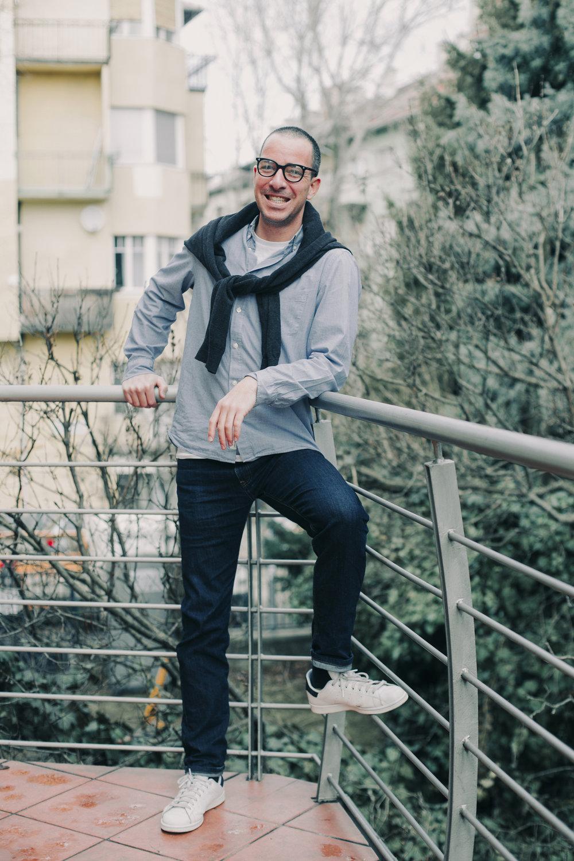 Mihály Szilágyi creative lead