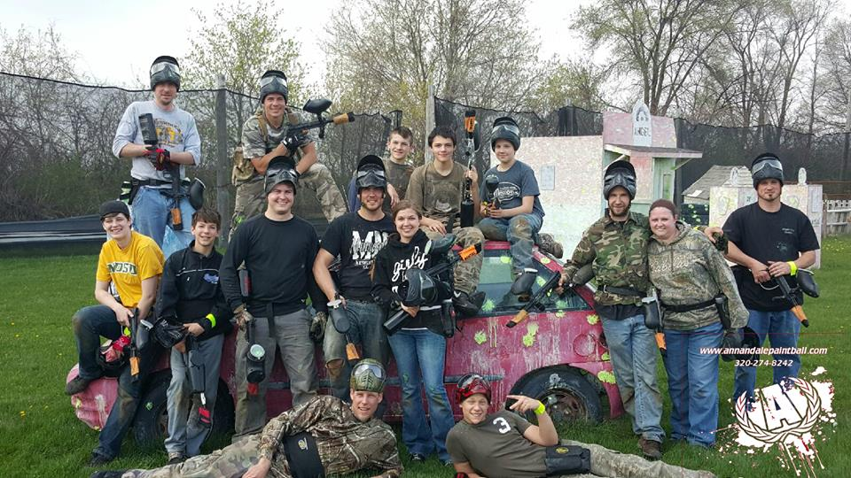 Paintball Rates Image