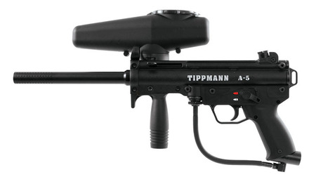 Enhanced Paintball Marker