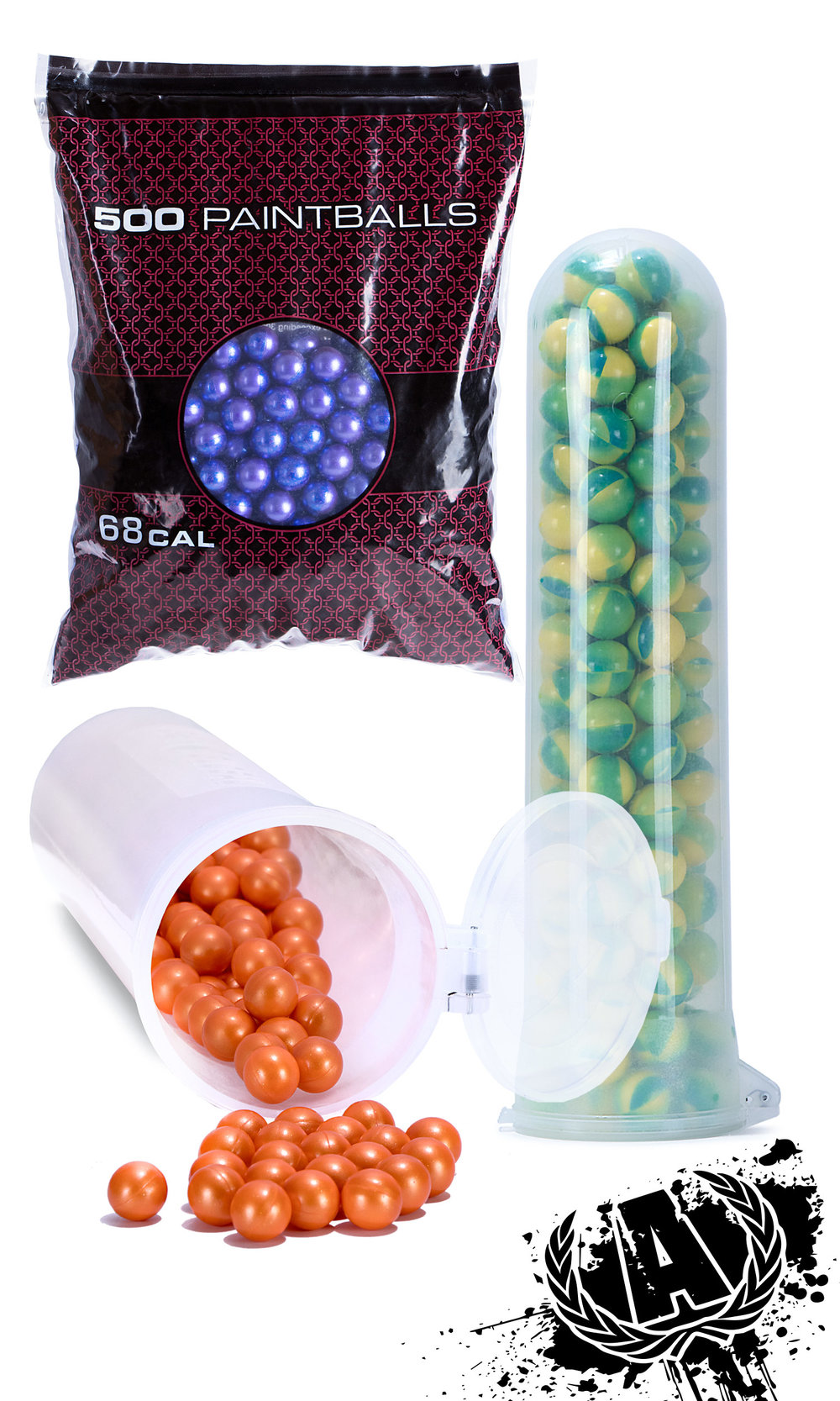 Additional Paintballs      140 Round s   $6.99   500 Rounds    $19.99  2000 Rounds  $64.99