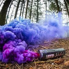 Smoke or Paint Grenades          Standard Smoke Grenade  $9.99        XL Smoke Grenade   $14.99