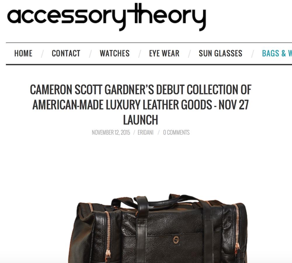 Accessorytheory.com