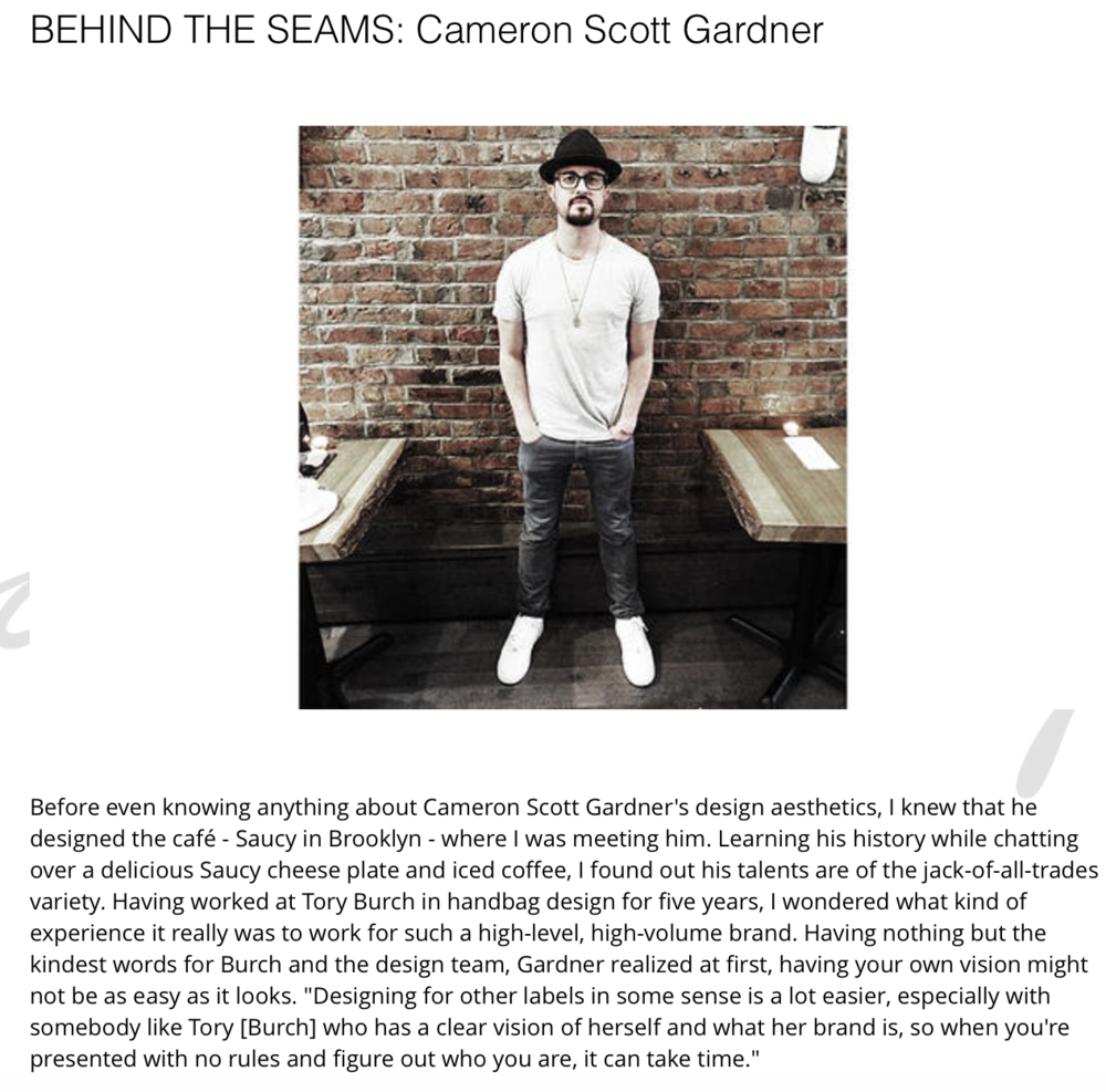 Labelingmen.com Interview