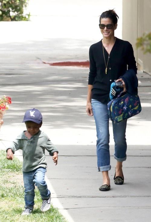 Sandra Bullock: Photo courtesy: AKM/GSI