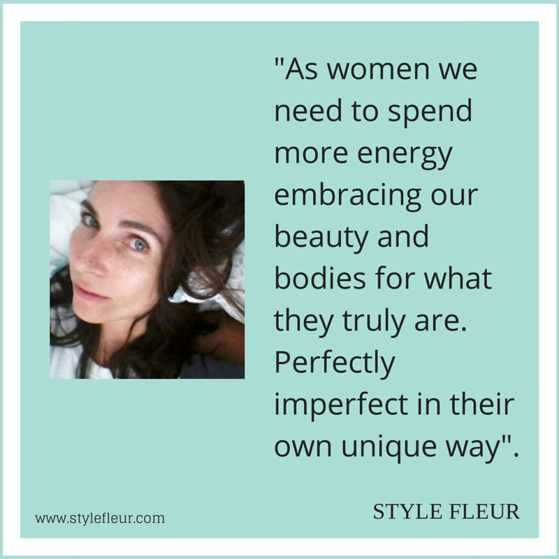 Style Fleur Quote
