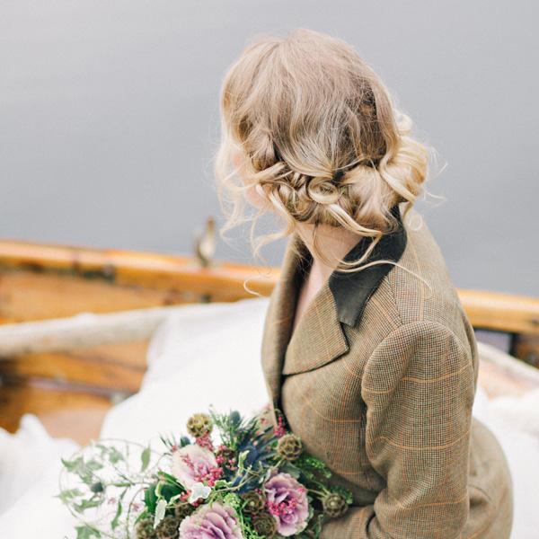 Gilpin Lake House Bride