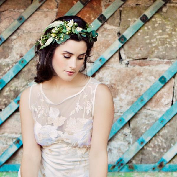 Summer Meadow Bride