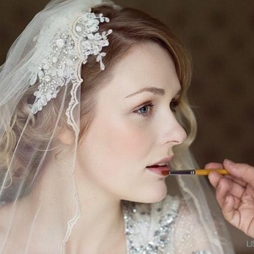 Looking forward to tomorrow's wedding at Gilpin Lake House this is where this beauty was photographed by @lisaaldersley @gilpinhotel #weddinghair #weddingmakeup #lakedidtrictweddinghairandmakeup