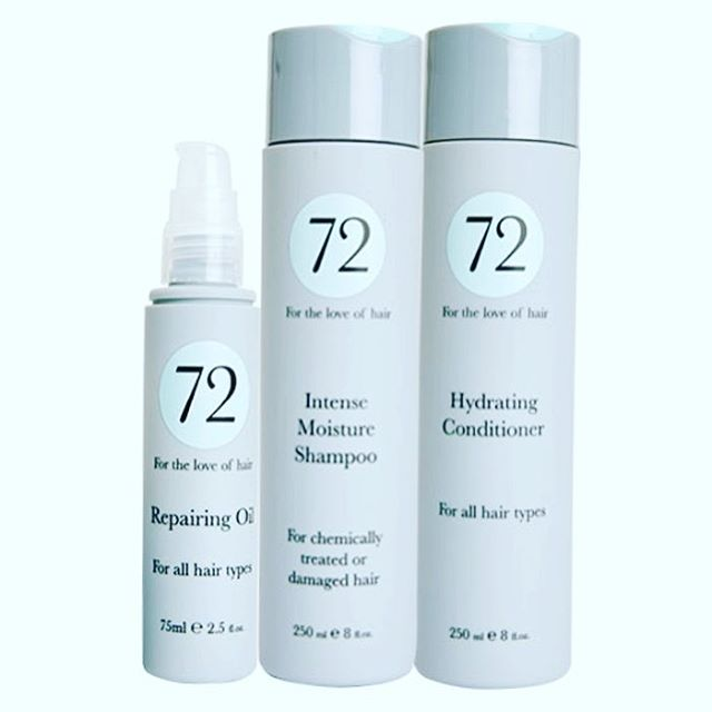 Everyone I recommend these to loves them @72hair the results are brilliant designed to eliminate frizz, add shine & increase moisture. Ive found the service great and I've always received generous size samples of new products to try. Cruelty free why not give them a try? #72hair #nofrizz #glossyhair #creultyfree #weddinghair #weddinghairlakedistrict