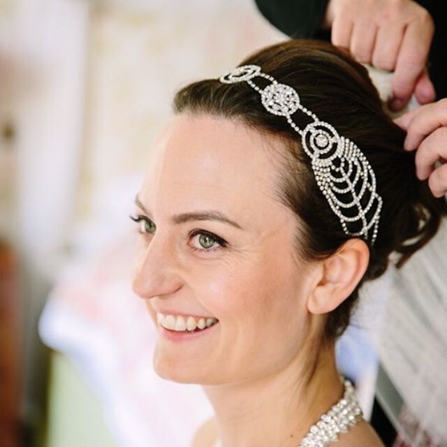 Vanessa and her glowing skin captured by @stevenbarber @silverholme #weddinghair #weddingmakeup #lakedistrictwedding #lakedistrictweddinghairandmakeup