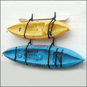 Seals Wall Kayak Hanger Strap Sets & Seals Wall Kayak Hanger Strap Sets u2014 Contoocook River Canoe Company