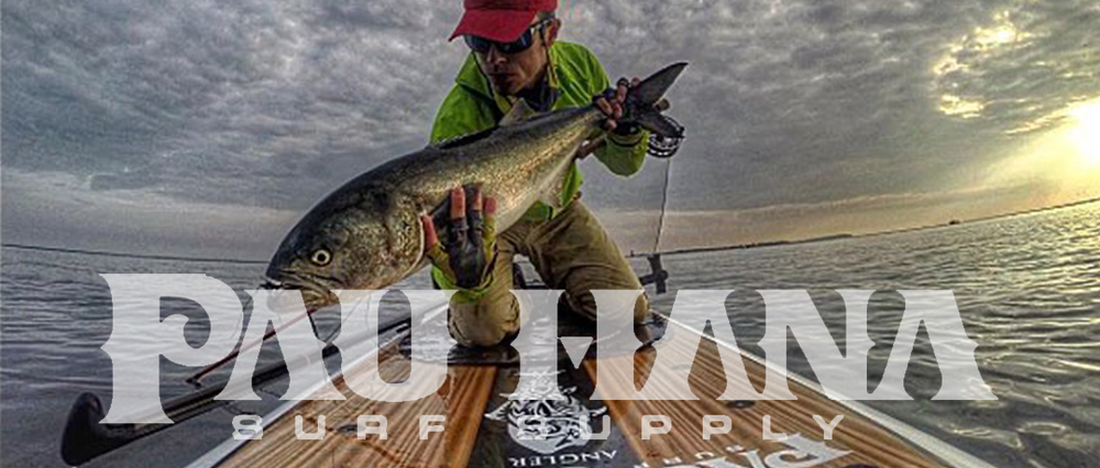 Pau Hana Fishing SUP