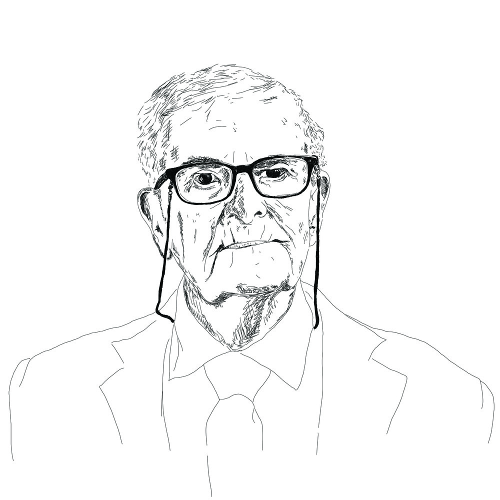 Harry Leslie Smith portrait