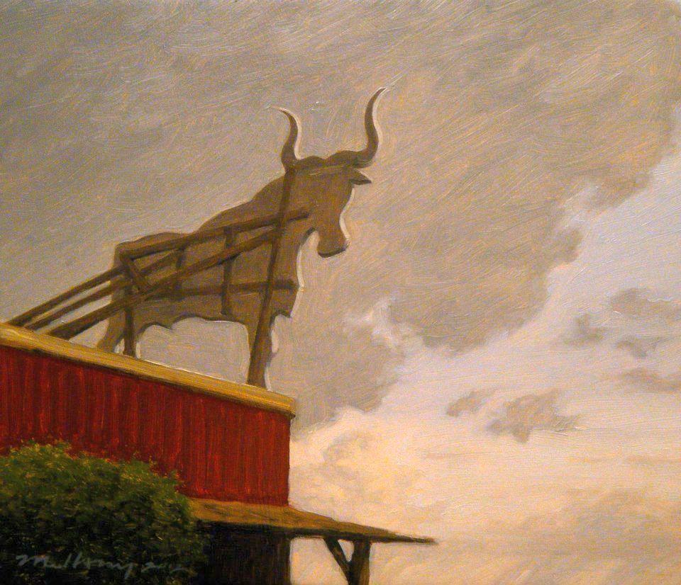 Badlands Bull.jpg