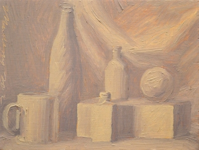 Thomas Mullany, Morandi Still Life